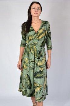 collibri - NADIA - sukienka rozkloszowana _ 2XS - 5XL