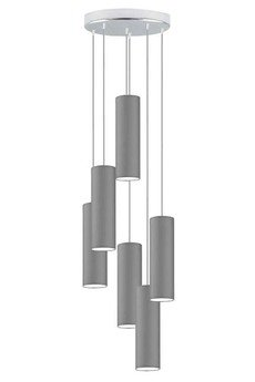 LYSNE - Lampa wisząca do kuchni MONACO stelaż chrom