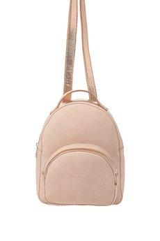 GAWOR - Pudrowy mini plecak