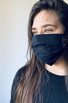 Agnieszka Martini - Maska, Maseczka bawełniana - 3 filtry + Etui.
