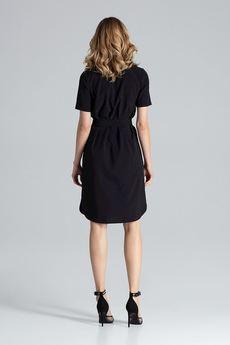 FIGL - Sukienka M669 Czarny