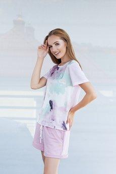 OrienteGlamour - Bluzka dzianinowa MIA w kolorze różowym