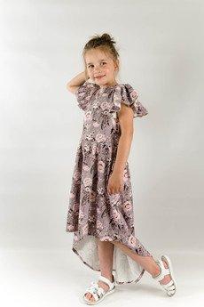 cudiKiDS - Sukienka Róże