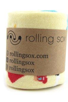 Rolling Sox - Skarpety Beach COVID-19