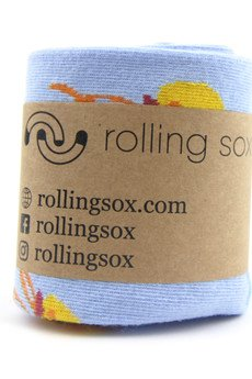 Rolling Sox - Skarpety Rolling Sox Krewetka