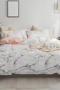 Magic Home Makers - Marmur Pościel bawełniana