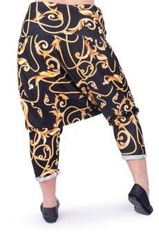 QART - Spodnie damskie pumpy alladynki QART