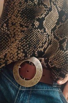 Candy Floss - Pasek VintageVibes Belt