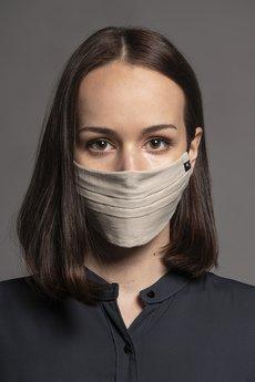 MASKKA - Maska Canvas ze 100% lnu