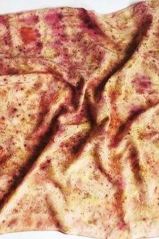 enamell - jedwabna apaszka