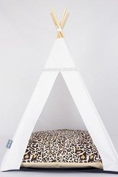 halkalife - Legowisko dla psa/kota TIPI Glamour - rozmiar M