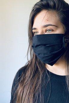 Agnieszka Martini - Maska ochronna bawełniana  + Etui.