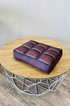 Poduszkownia - Poduszka czekolada XXL duża jak prawdziwa