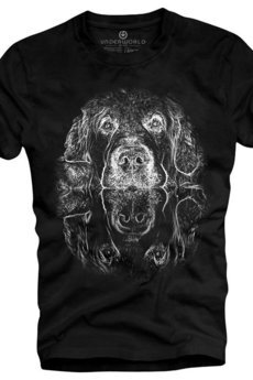 Underworld - T-shirt UNDERWORLD Ring spun cotton Dog