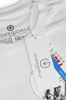 Underworld - T-shirt UNDERWORLD Ring spun cotton World