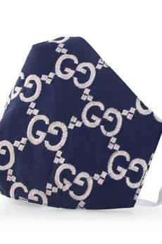 QART - maseczka trójwarstwowa z tkaniny sygnowanej