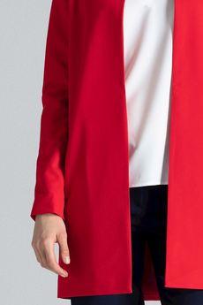 FIGL - Płaszcz M551 Czerwony