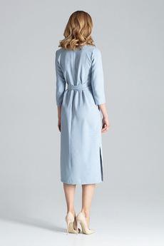FIGL - Sukienka631 Błękit