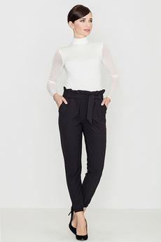 LENITIF - Spodnie K296 Czarny