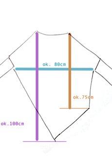 ONE MUG A DAY - Asymetryczna Bluzka trapez szary