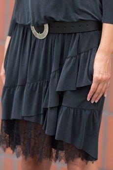Candy Floss - Sukienka Cupro BlackSwan
