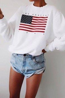 MY! OH MY. old - Bluza USA