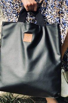 Militu - Plecak/torba Mili Urban Jungle L - czarny
