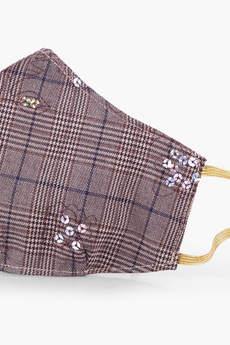 QART - Maseczka bawełniana QART POSH z Burberry