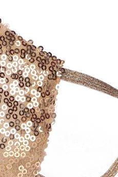 QART - Maseczka ochronna bawełniana QART PREMIUM Cekiny