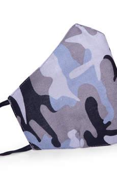 QART - Maseczka ochronna bawełniana QART PREMIUM bluemoro