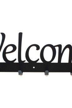 Art-Steel - Welcome 50cm wieszak ścienny na ubrania