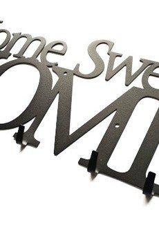 Art-Steel - Home Sweet Home wieszak na ubrania dekoracja