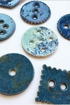 enamell - ceramiczna ikebana