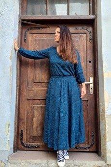 Ququ   Design - panterka sukienka