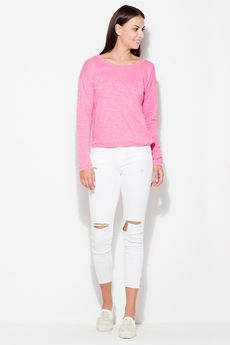 KATRUS - Bluzka K230 Róż