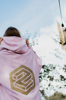 ZookiWear - Bluza Champion Long Pink
