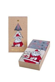 Popsox - Zestaw Świątecznych Skarpetek Damskich 3