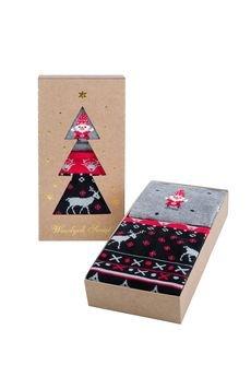 Popsox - Zestaw Świątecznych Skarpetek Męskich 3