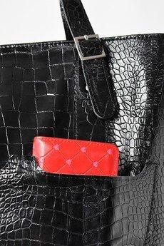 pracownia6-9 - Schopper bag CROCO Promocja!