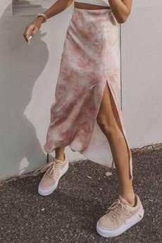 MY! OH MY. - Spódnica Rose tie nowe