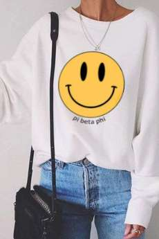 MY! OH MY. - Bluza Smiley