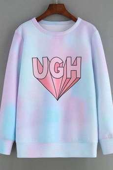 MY! OH MY. - Bluza Ugh nowe
