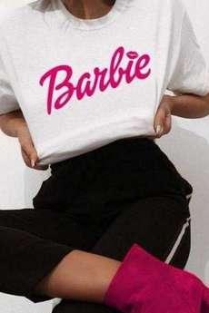 MY! OH MY. - T-shirt Barbie