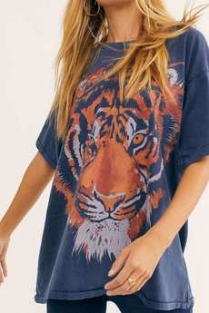 MY! OH MY. - T-shirt TIGER