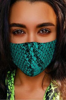 MY! OH MY. - Cover Snake zielony nowe