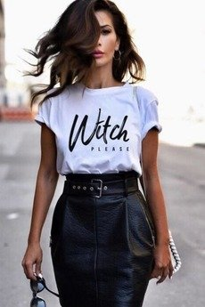 MY! OH MY. - T-shirt Witch nowe