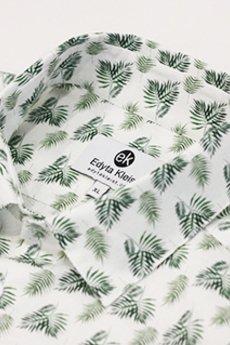 EDYTA KLEIST - Koszula męska Roślinna