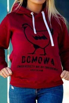 "ŁAP NAS - Zimowa bluza "" Baby it's cold outside"""