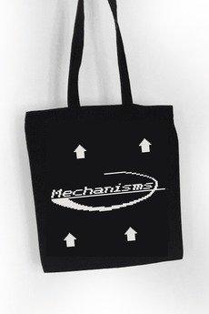 MSZZ - Mechanisms Logo 10oz tote bag
