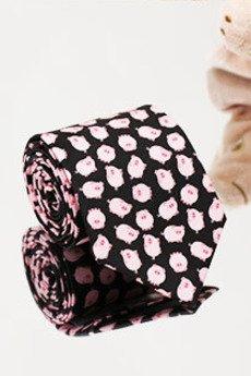 EDYTA KLEIST - Krawat Kolorowe Świnki